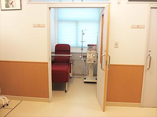 緑の里第2クリニック透析室